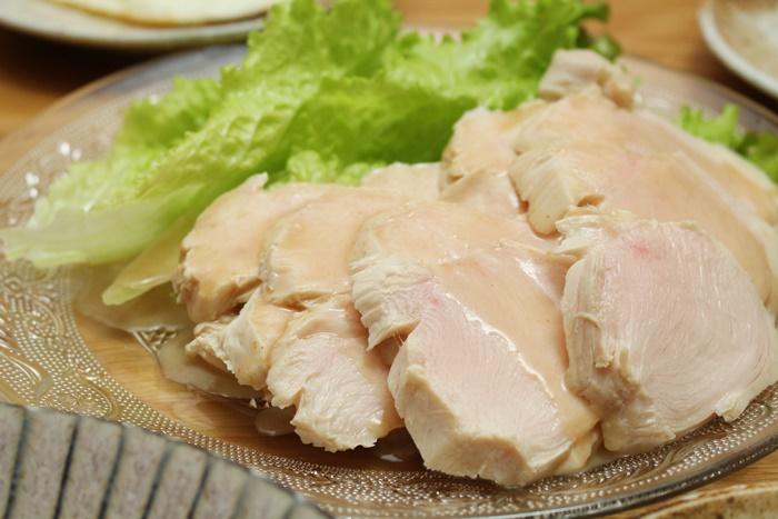 2016-12-08鶏ハム.JPG