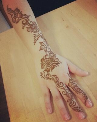 Henna Tattoo Jas(ヘナタトゥージャス) - 風人の ...