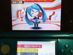 初音ミク and Future Stars Project mirai_体験版(3DS)