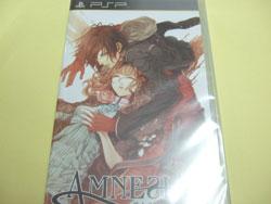 AMNESIAアムネシア(PSP)