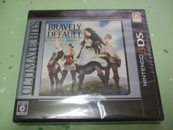 BRAVELY DEFAULT -For the Sequel-