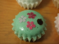 カップケーキ装飾4