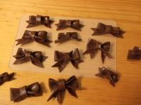 チョコレートリボン