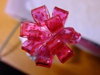 プラバンの花リボン2