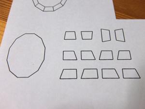 12角形展開図