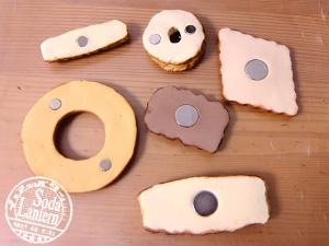 スペシャルクッキー裏側