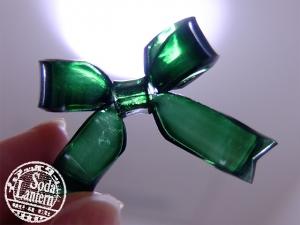 深緑リボン2