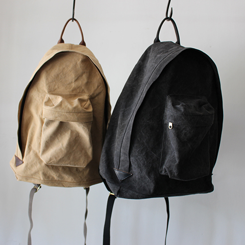 ARTS&CRAFTS #9 CANVAS ACUTE DAYPACK