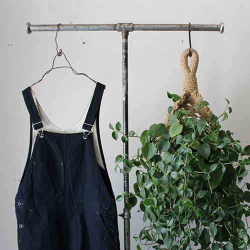 INDIGO DUCK OVERALL (RE STOCK) for UNISEX