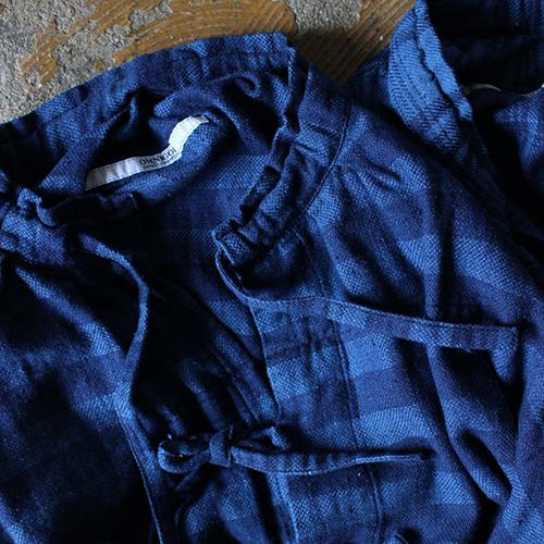 INDIGO SWISS ARMY DRESS