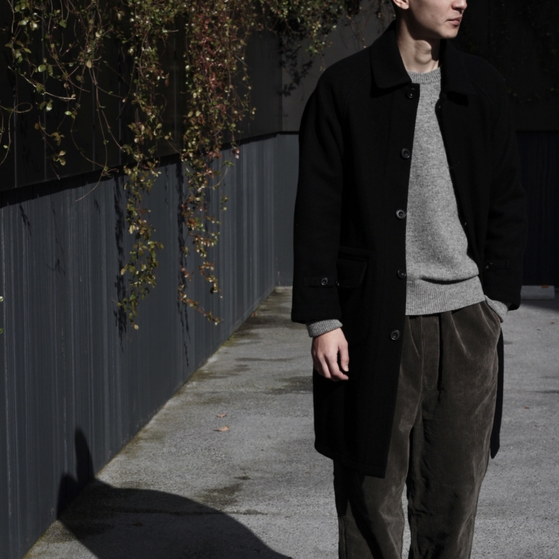 FRENCH WORK COAT for mens