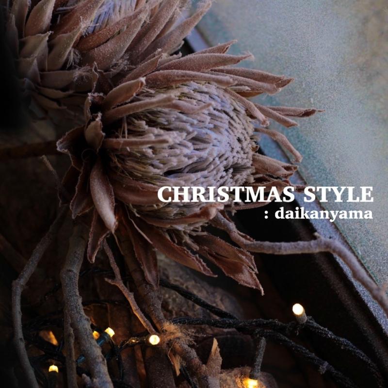 CHRISTMAS STYLE : DAIKANYAMA