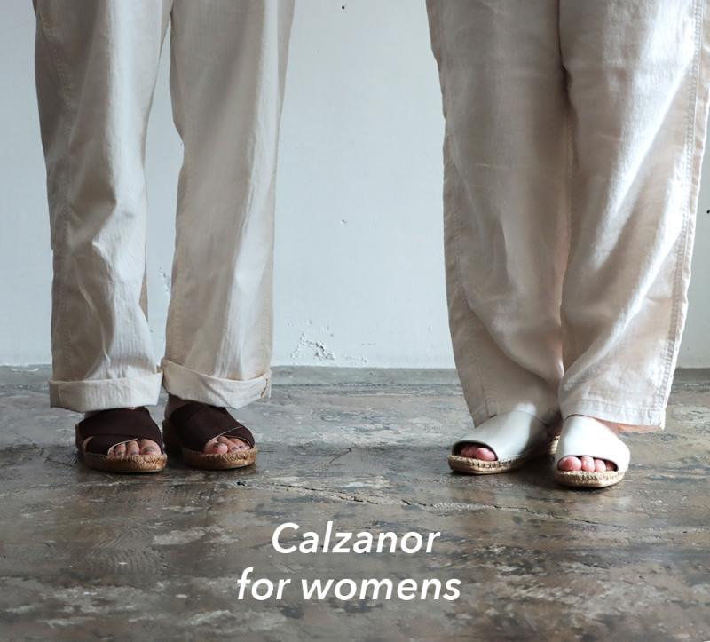 Calzanor | レザーサンダル