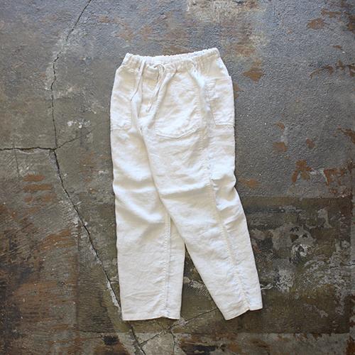 PW EASY PANTS / LINEN