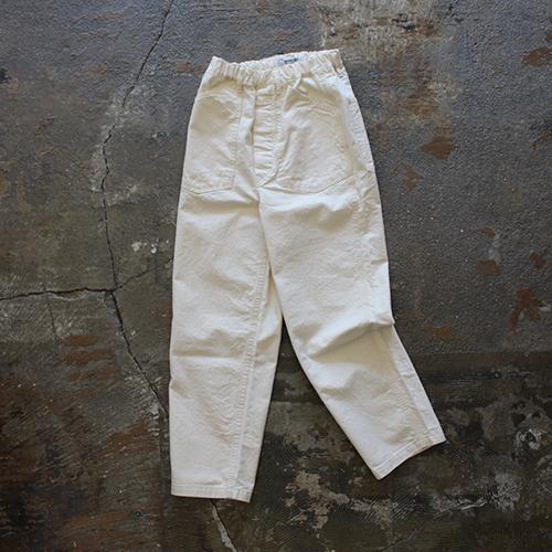 PW EASY PANTS / NEP TWILL