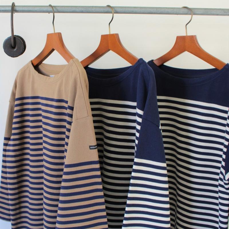 Boat Neck Basque Shirt/ Product Description