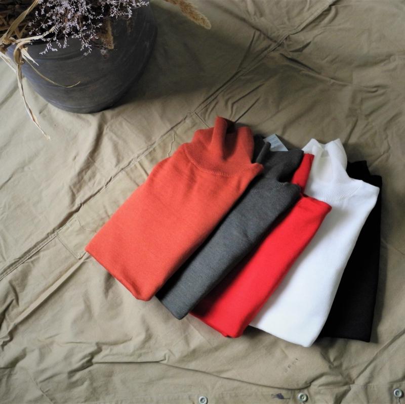 Military Turtleneck Sweater/ Product Description