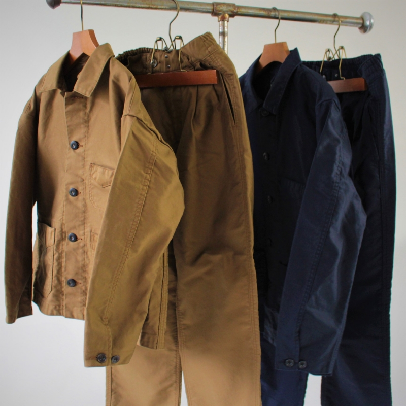 French Coverall  French Work Pants/Product Description