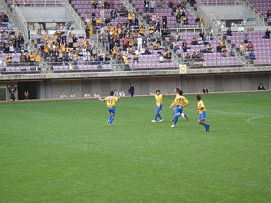 仙台VS北九州