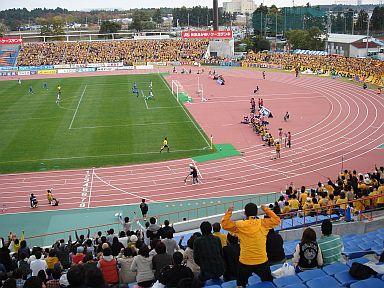 水戸vs仙台