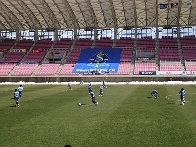 ソニー仙台vs栃木ウーヴァ