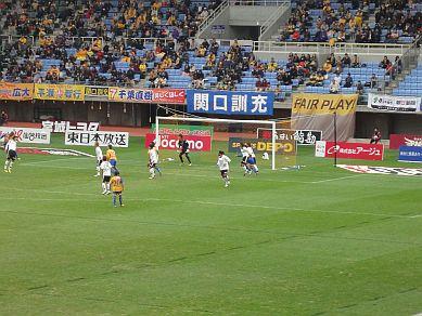 仙台vs京都