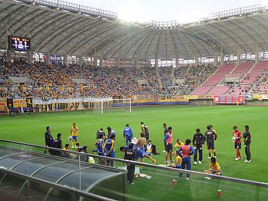 ベガルタ仙台vsソニー仙台FC