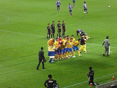 仙台vs広島
