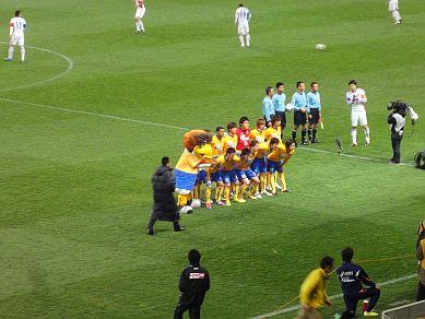 仙台vs東京