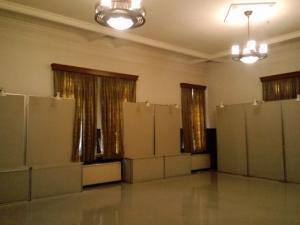 名古屋市市政資料館展示室