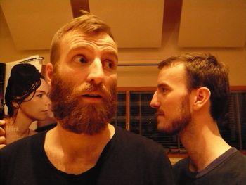 Ben and Paul