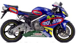 CBR600RRMoto GP