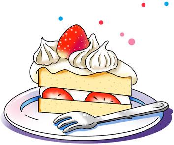 ショートケーキ イチゴ