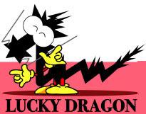 ドラゴン 幸運 ラッキー キャラクター