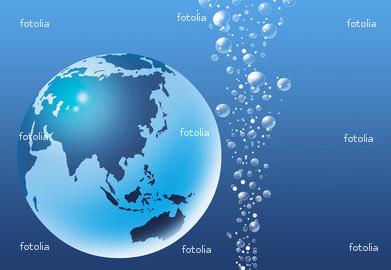 バブル 地球