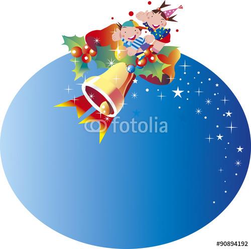クリスマス ベル リース 流星