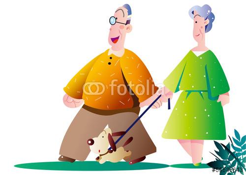 老人、少子高齢化社会、移民