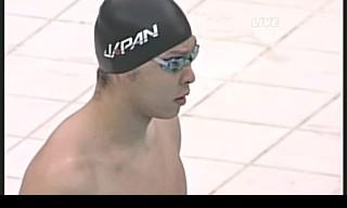 北京オリンピック 競泳男子200M平泳ぎ決勝 北島康介が2連覇