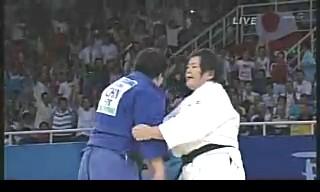 北京五輪 柔道女子78キロ超級 塚田真希は銀メダル