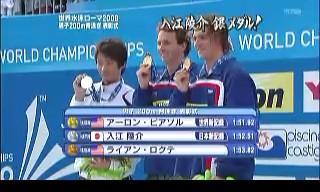 世界水泳2009ローマ