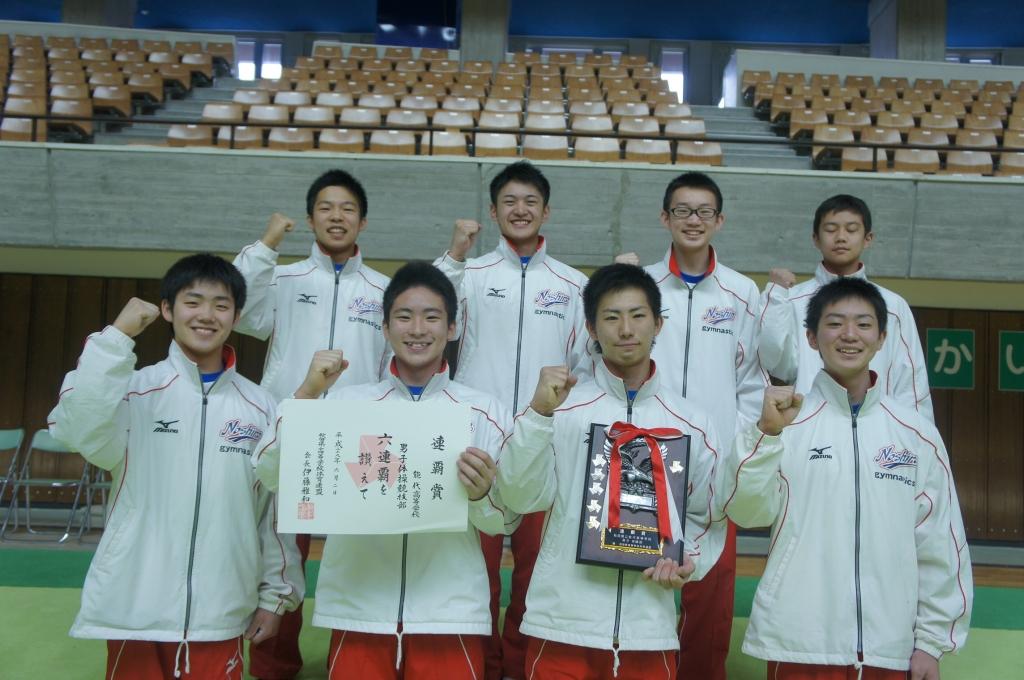 第63回県高等学校総合体育大会体...