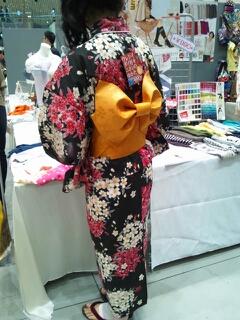 セシール2012浴衣コレクション