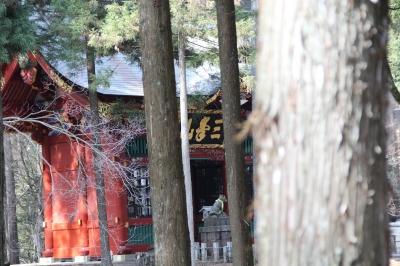 三峯神社・随身門(ずいしんもん)