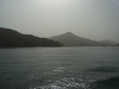 瀬戸内に浮かぶ小さな島
