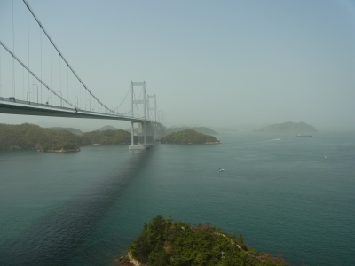 来島海峡大橋その3