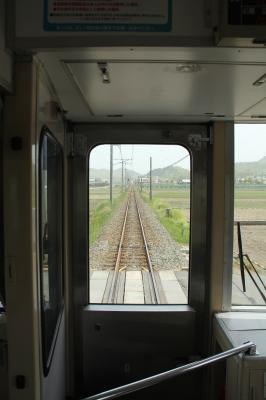 JR伊予線から見た風景