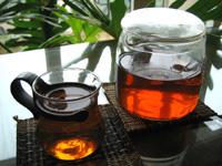 後期紅印圓茶