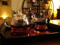 8592プーアル餅茶