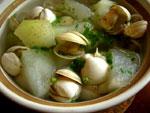 冬瓜蛤蜊湯