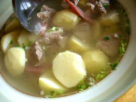 ○○○のスープ